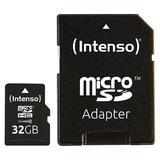 32GB Intenso microSDHC Class 10 (3413480)