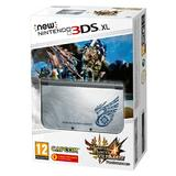 Nintendo New 3DS XL silber inkl. Monster Hunter 4 Ultimate
