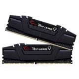 32GB (2x 16GB) G.Skill [ RipjawsV ] Black DDR4-3200 CL15 (F4-3200C15D-32GVK)