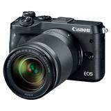 Canon EOS M6 schwarz mit EF-M 18-150mm 3.5-6.3 IS STM
