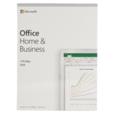 Microsoft Office 2019 Home and Business, Deutsch, PKC (T5D-03210)