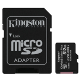 512GB Kingston Canvas Select Plus micoSDXC inkl. SD-Adapter