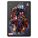 2TB Seagate Game Drive für PS4 Marvel Avengers Limited Edition (STGD2000203)